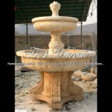 De openlucht Marmeren Fontein van de Steen voor Gift mf-372