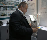 Sistema di riscaldamento di sicurezza per il radiatore dell'alluminio del riscaldatore di acqua