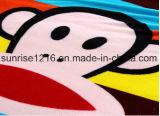 فائقة ليّنة يطبع فانل غطاء [سر-ب170213-16] يطبع مرجان صوف غطاء