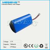 Batterie 3.7V 18650 mit PWB für bewegliche Produkte