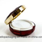 Imballaggio cosmetico di plastica del prodotto di plastica della cassa della crema di Bb di qualità superiore