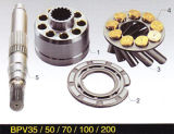 Pièces de rechange hydrauliques de pompe à piston de Linde Hpr Bpv B2PV Bmf Bmv taux de dilution et pièces de réparation