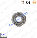 Engranaje de latón engranaje cónico espiral personalizado de ángulo recto