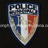 Kundenspezifische Form-Stickerei-Änderung am Objektprogramm für Polizei-Kleid