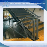 Tissu de clôture métallique décoratif en fil d'acier en acier inoxydable