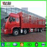 Sinotruk 8X4の貨物トラックHOWO 40tの重い貨物トラック