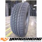 Bestes verkaufenmuster des auto-Reifen-Passagier-Gummireifen-205r16c 215r16c Populer