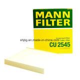 Воздушный фильтр кабины Mann Cu2545 для Mercedes-Benz