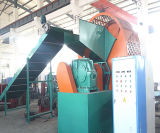 Tyre Waste Shredder/Tyre Recycling Plant/Used Tire Shredder Machine para Sale
