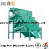 Séparateur magnétique pour le kaolin réfractaire chimique en verre de céramique