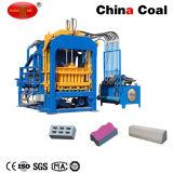 Bloc concret automatique de la brique Qtf4-15 faisant la machine