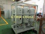 Macchina mobile di trattamento dell'olio del trasformatore di vuoto per 110kv a 400kv