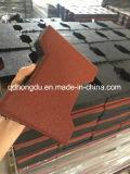 連結か正方形のタイプおよび私はゴム製タイルをタイプする