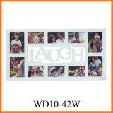 Установленная рамка фотоего смеха 10-Opening (WD10-42W)