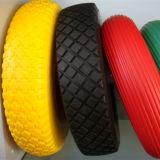 고품질 다채로운 PU 거품 바퀴