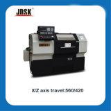 Máquina horizontal automática del torno del CNC de China del precio bajo (JD32)