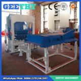 Qt4-15c南アフリカ共和国自動油圧圧力煉瓦機械