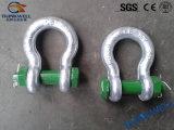 G2130は電流を通された鋼鉄安全ピンの弓手錠を造った