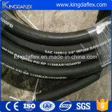 3/4 Zoll-Öl-Schlauch-hydraulischer Schlauch 4sp/4sh/R9/R12 mit 5075 P/in