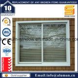 Vetro di scivolamento orizzontale interno di alluminio di disegno caldo Windows