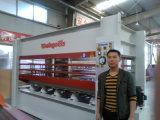 120ton 3 couches de placage Hot Press
