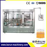 3 in 1 kundenspezifischer Sodawasser-flüssiger abfüllender Füllmaschine-Pflanze