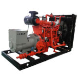 Sell quente 500kw original Cummins Engine Genertor para o gás natural/biogás