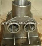Las piezas trabajadas a máquina de lanzamiento a presión piezas de la fundición con trabajar a máquina del CNC