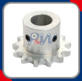Ruota dentata Zinc-Plated di industria (applicata in macchinario di costruzione)