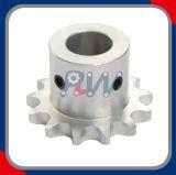 Roda dentada Zinc-Plated da indústria