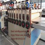 PVC máquina da placa da espuma da co-extrusão do PVC da máquina da extrusora da placa da espuma de três camadas