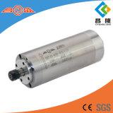 Wassergekühlter Hochgeschwindigkeitsasynchroner Spindel-dreiphasigmotor der Fertigung-800W für hölzernen schnitzenden CNC-Fräser