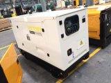 gerador 30kVA Diesel ultra silencioso com o motor de Isuzu para o uso Home & industrial
