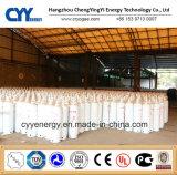 Cilindro de gás do dióxido de carbono do argônio do oxigênio do nitrogênio do acetileno da alta qualidade