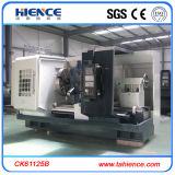 3 Kiefer-Klemme CNC-automatische Maschinen-Drehbank Ck61125b