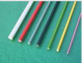 Resistente varilla de fibra de vidrio, FRP/GRP Rod/barra el ácido y el álcali