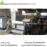 Machine feuilletante de fonte d'enduit de papier adhésif chaud de papier d'aluminium