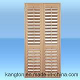 Porte en bois d'obturateur/auvent (KD02G) (porte d'obturateur)