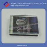 Abbottonare i perni magnetici di spinta del magnete del frigorifero del magnete
