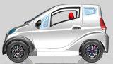 De elektrische Sportwagen van de Vezel van de Koolstof met Waaier 217 Mijlen per Last