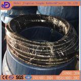 Boyau en caoutchouc hydraulique de pression résistante de pétrole d'En856 2sn