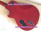 Mahagonikarosserie u. Stutzen/Afanti elektrische Gitarre (AESP-74)