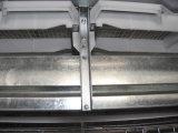 Poulの技術Hのタイプフレームの自動肉焼き器のケージの家禽は3-8の層をおりに入れる