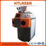 200W 소형 휴대용 금 은 보석 반점 Laser 용접 기계 가격 스테인리스 기계