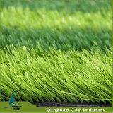 Напольная искусственная дерновина травы, UV крен травы сопротивления