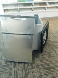 Bobine en aluminium enduite par application d'appareil ménager
