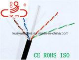 Gatto 6 1000 FT 23 cavo del calcolatore del cavo del cavo UTP di comunicazione della rete di rame/cavo di Awc/UL/Cmr/UTP/Bare
