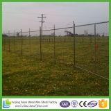 Verwendeter Kettenlink-Draht-Zaun mit bestem Preis