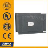Double Bitted Key Lock Wall Safe avec 3mm Body, 8mm Door (WS1115K257-01)