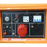 Benzin-Generator-beweglicher Energien-Generator (KP6500SE3) mit Druckluftanlasser wahlweise freigestellt
